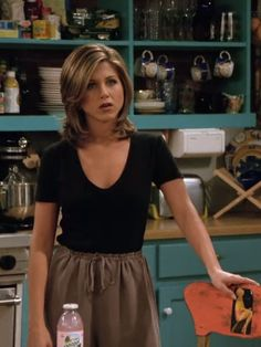 At-Home Outfit Ideas I'm Stealing From Monica Geller and Rachel Green Friends Rachel Outfits, Rachel Green Friends, Best Friend Outfits, New Outfits, Cool Outfits, Friends Tv, Rachel Green Style, Rachel Green Outfits, Rachel Green Fashion