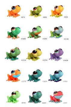 Nicole`s LPS blog - Littlest Pet Shop: Pets: Frog