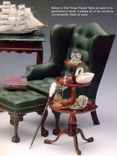 Ferd Sobol miniatures are extraordinary.