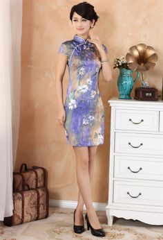 Chinese Clothing Dress  Cheongsam  Qipao
