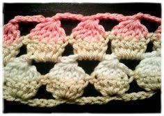 crochet cupcake afghan blanket pattern free