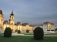 Festetics Palace, Keszthely, Lake Balaton