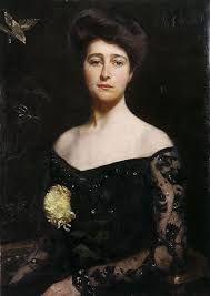 Resultado de imagen de john singer sargent lady with the rose (charlotte louise burckhardt)