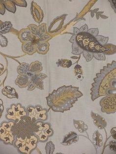 Alpha Natural - www.BeautifulFabric.com - upholstery/drapery fabric - decorator/designer fabric