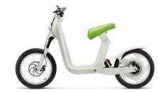 XKuty :una bici sin pedales para la ciudad #sostenibilidad #bici