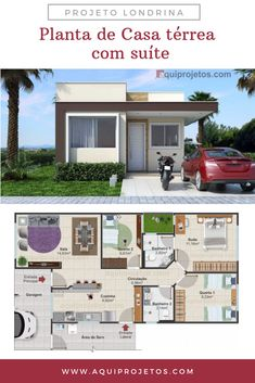Modern House Plans, Small House Plans, Circle House, Simple House Design, Solar Panels, Home Projects, Bungalow, My House, Floor Plans