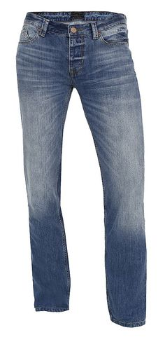 JACK von CROSS Jeans® ist eine perfekt sitzende Jeans mit modischem Anspruch, durch leicht konisch zulaufendem Bein, dabei aber komfortabel am Oberschenkel. Das könnte ihre nächte Lieblingsjeans werden Trendig lässiger Five-Pocket Schnitt. Edle Used Waschungen auf hochwerigstem Denim. br>Material: 100% Baumwolle...