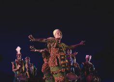 #CHI - Pioneer of West of West African Dance traditions, acclaimed Dancer, Choreographer and Artistic Director of Muntu Dance Theatre of Chicago - Amaniyea Payne