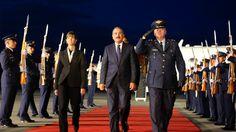 Armario de Noticias: Danilo Medina ya está en Colombia para toma de pos...