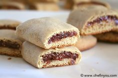 Fig Newtons Recipe | Newtons with fresh Figs Jam recipe