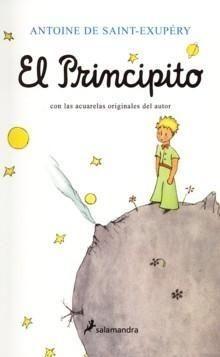 EL LIBRO DEL DÍA     El principito, de Antoine de Saint-Exupéry.  http://www.quelibroleo.com/libros/el-principito 15-7-2012