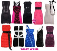 Tally Weijl, Nice Dresses, Formal Dresses, Style Me, Backless, Fashion, Dresses For Formal, Moda, Cute Dresses