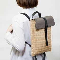 Medium Backpack by Oaza | MONOQI