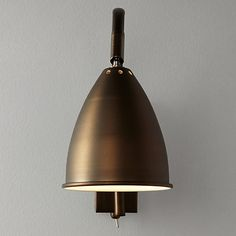 Buy John Lewis & Partners Chelsea Adjustable Wall Light, Bronze from our Wall Lighting range at John Lewis & Partners. Free Delivery on orders over Wall Lights, Ceiling Lights, Bulb, Adjustable Wall Light, Lights, Wall Lamp, Bronze, Pendant Light, Light