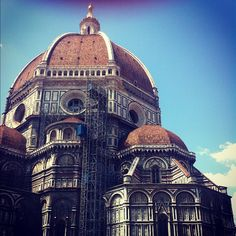 #Florence #Italy - City full of stunning architecture