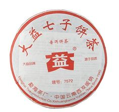 $24.99 + $2.99 shipping  Sunny Hill 2006 Dayi 7572 Menghai Dayi Aged Pu'er Puerh Tea Cake Da Yi http://www.amazon.com/dp/B00RFD9IWG/ref=cm_sw_r_pi_dp_RMoqwb1GAP1S1