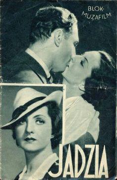 """Jadwiga Smosarska i Aleksander Żabczyński, """"Jadzia"""" (1936)"""