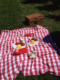 Picnic in the park ❤