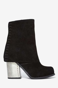 Jeffrey Campbell Gryme Suede Boot - What's New