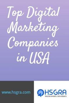 Top Digital Marketing Companies, App Marketing, Marketing Articles, Facebook Marketing, Social Media Marketing, Companies In Usa, Marketing Consultant, Digital Technology