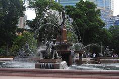 Hyde Park, Sydney, Australia - My Own Balance