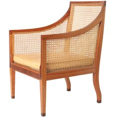 Kaare Klint Bergere armchair | From a unique collection of antique and modern armchairs at https://www.1stdibs.com/furniture/seating/armchairs/