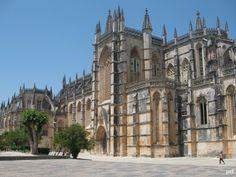Mosteiro de Batalha, Batalha, Portugal | Mosteiro de Santa Maria da Vitória