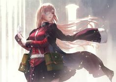 Found on iFunny Cute Anime Character, Character Art, Character Design, Florence Nightingale, Fate Servants, Matou, Anime Warrior, Art Station, Fate Stay Night
