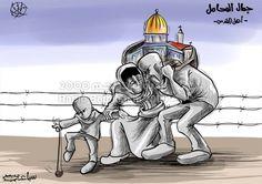 كاريكاتير راديو بيت لحم 2000 (فلسطين)  يوم الإثنين 27 أكتوبر 2014  ComicArabia.com (Beta)
