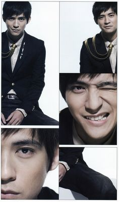 You make me feel Brand new. Hot Asian Men, Asian Love, Asian Guys, Asian Celebrities, Celebs, Martial, Vic Chou, Asian Hotties, Chow Chow