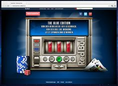 RED BULL || Slotmachine im Design von Red Bull || auch mobile geeignet || Bei 3 Richtigen Gutschein für 1+1 Aktion sowie Möglichkeit der Gewinnspielteilnahme Red Bull, Surfing, Wings, Design, Action, Surf, Feathers, Design Comics, Surfs