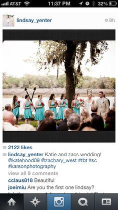 Wedding colors - guys in beige :)