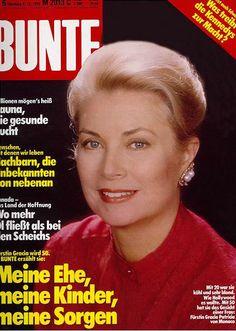 1979: Fürstin Gracia Patricia von Monaco
