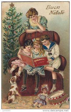 Buon Natale 1909