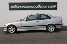 1999 BMW M3 Coupe - $17,990 - 77,165 miles