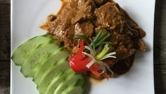 Asian Spicy Curry - Curry Beef