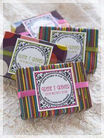 Bodas del Blog de Twin: Jaboning, jabones artesanales.