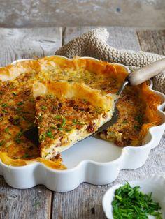 Quiche Lorraine, Empanadas, Breakfast, Food, Pai, Morning Coffee, Essen, Empanada, Meals