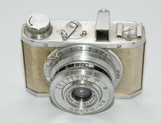 toakoki Gelto DIII Half-frame Camera