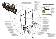 One of the best tiny house plans out there is Macy Miller's tiny house at MiniMotives. Macy's tiny home is built on a trailer and is a single level. Check out the plans for this unique tiny home design. Best Tiny House, Tiny House Plans, Tiny House On Wheels, Mobile House, Tiny House Design, Tiny Homes, House Ideas, Container, Houses