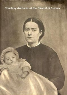St. Zelie and Therese of Lisieux - Buscar con Google (98 Best Images of St. Therese on Pinterest)