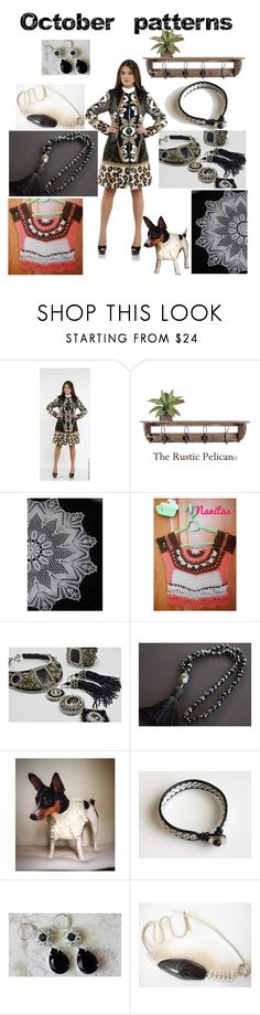 """October patterns"" by varivodamar ❤ liked on Polyvore featuring Verso and modern"