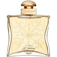 Hermes 24 Faubourg – Eau de parfum natural spray (€130) ❤ liked on Polyvore featuring beauty products, fragrance, perfume, beauty, parfum, cosmetics, hermès, hermes fragrances, edp perfume and floral perfumes