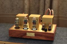 High-end Custom 2A3 Tube Amplifier Audio HiFi Single-ended Stereo Integrated Amp