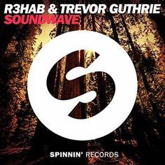 R3hab & Trevor Guthrie discovered using Shazam