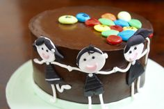 Cake for Friends !!!