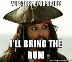 Rum Rum AHOY