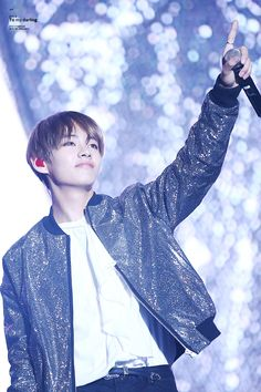 V is Very Very beautiful
