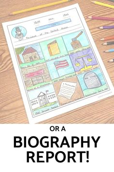 Are you looking for ideas for a project for your elementary, middle school, or high school students? Kids, teens, and teachers all love this printable! It's just like an Instagram page! This template has a simple one page design that makes it fun and easy to look at a character in a novel or a profile in a biography! Students design their own projects and color them. When you're all done, hang them for a cute bulletin board display! Easy to use, and so fun! Click to see more! Twitter Template, Snapchat Template, Back To School Activities, Class Activities, School Ideas, Predicting Activities, Cute Bulletin Boards, Middle School Spanish, Spanish Lesson Plans