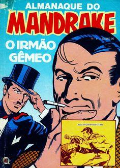 LMANAQUE DO MANDRAKE 6(RGE)-JANEIRO DE 1981